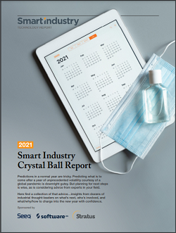 smart industry crystal ball report 2021